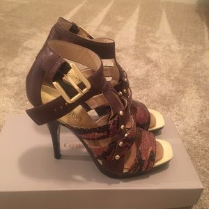 "Michael Kors 4"" GORGEOUS heels"